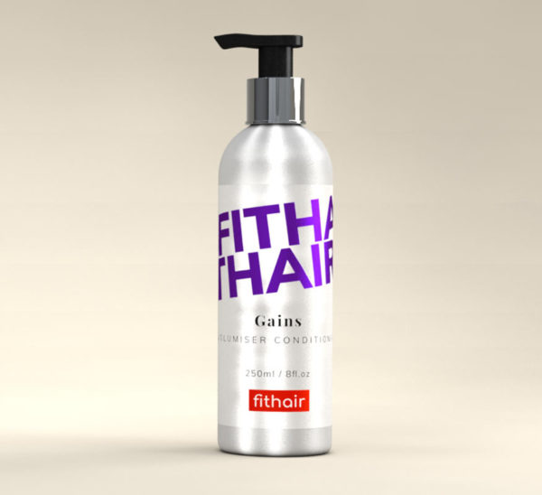 Gym Hair Products - Conditioner - Fithair Global