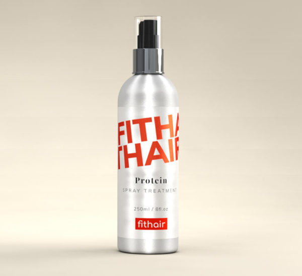 Gym Hair Products - Protein Spray - Fithair Global