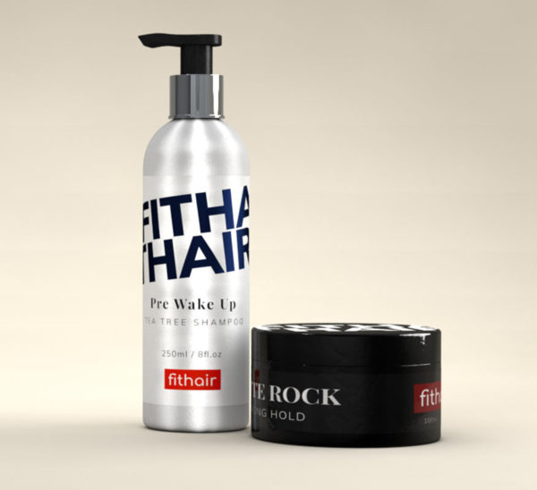 Gym Hair Products - Shampoo and Hair Wax - Fithair Global