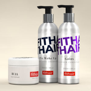 Gym Hair Products - Shampoo, Conditioner and Hair Repair - Fithair Global
