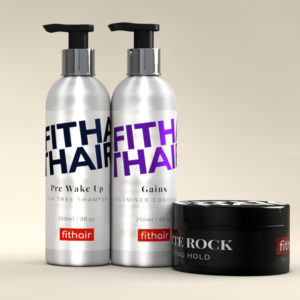 Gym Hair Products - Shampoo, Conditioner and Wax - Fithair Global